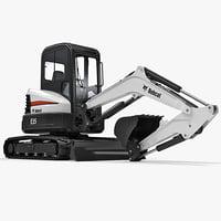 Excavator Bobcat E35