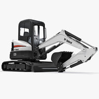 Mini Excavator Bobcat E35