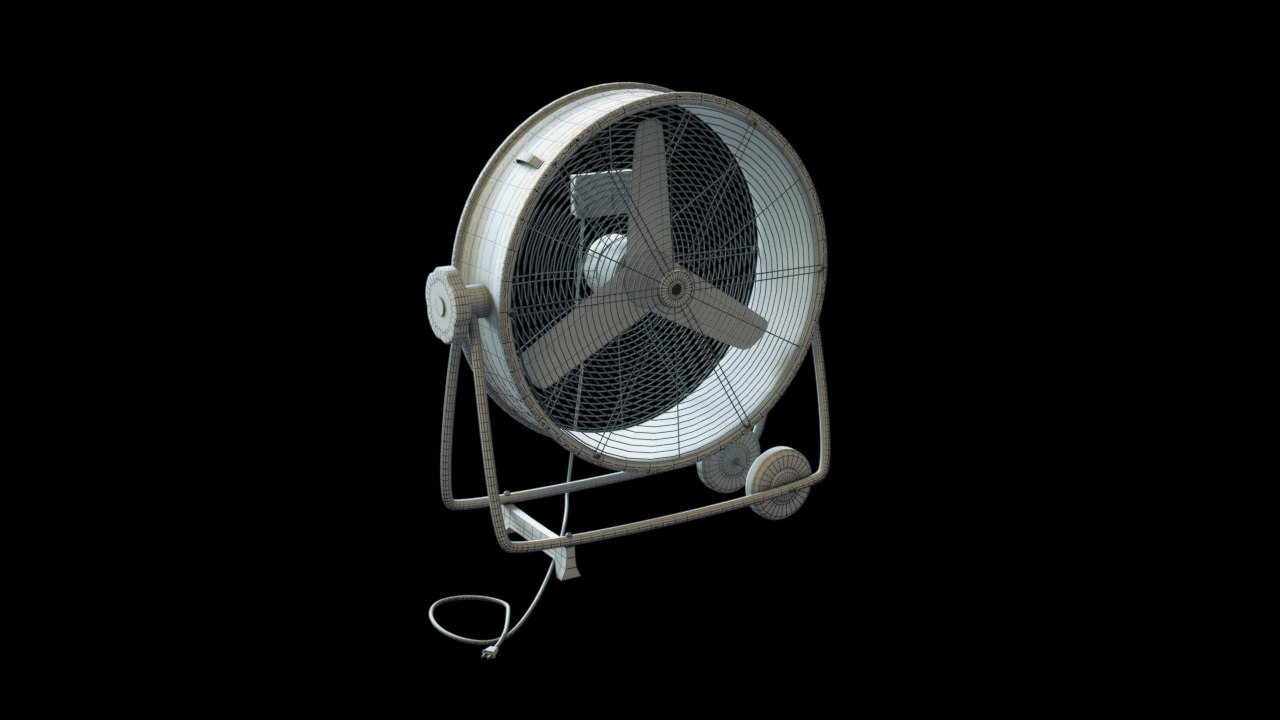electric fan max