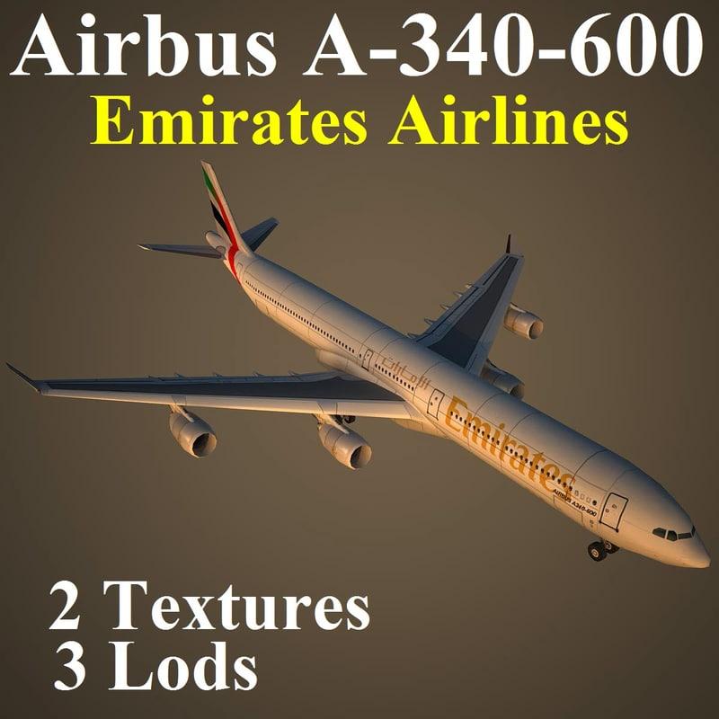 3d model airbus uae