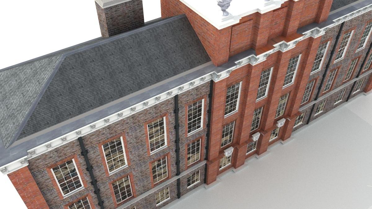 3dsmax kensington palace