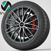 max wheel oz racing