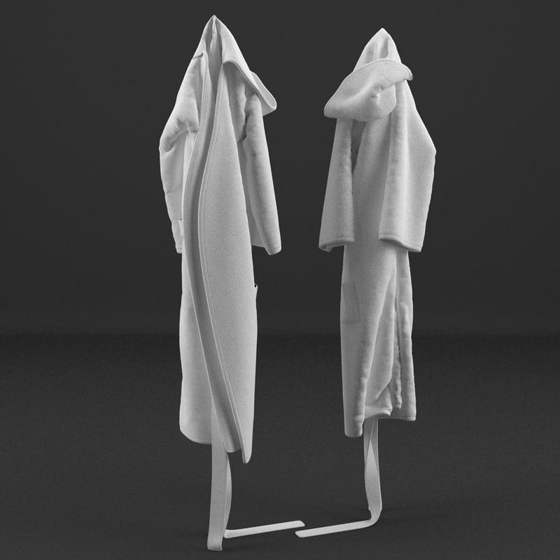 robe realistic max