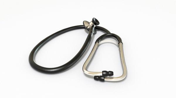 stethoscope c4d
