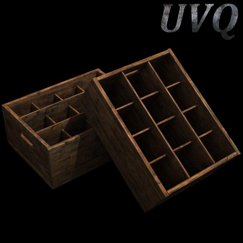 maya crates