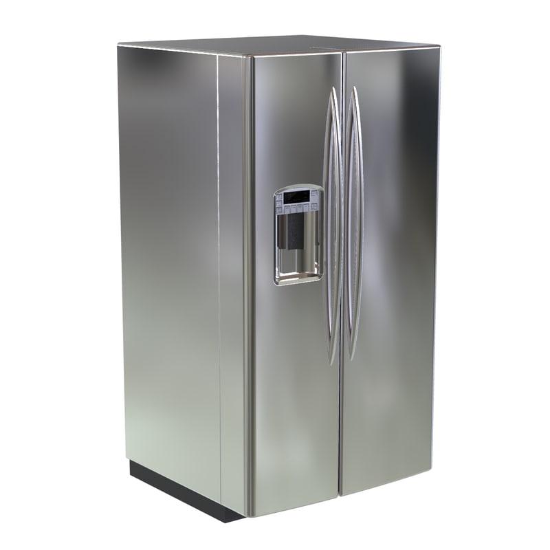 refrigerator ge profile obj