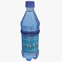 max dasani bottle