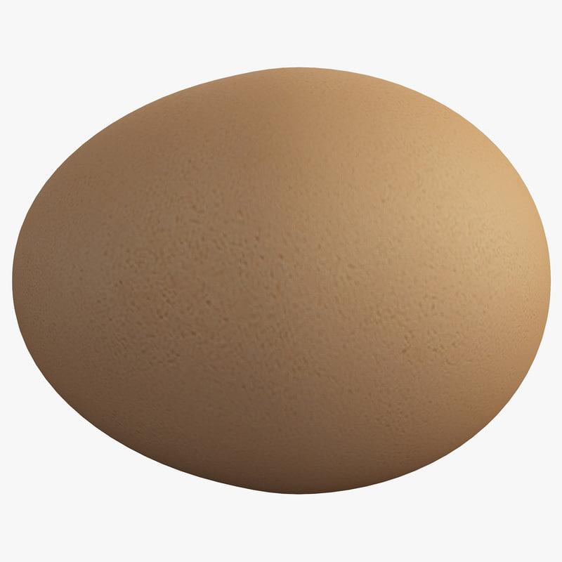 egg modeled lwo