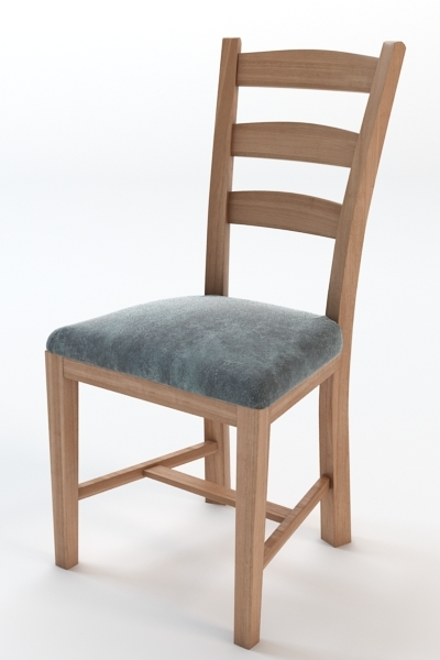 photoreal chair 3d model