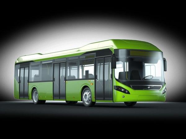 2014 7900 hybrid euro6 3d model