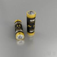 3d model batteries
