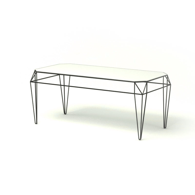 free max model table designed