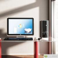 HP Pavilion Slimline Desktop Computer