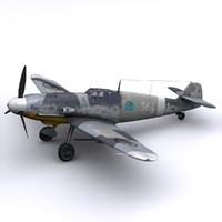 Bf-109 G4 - 364 Sq, Sciacca 1943