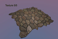 medieval stone floor tileable x