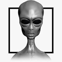 Alien Grey Classic