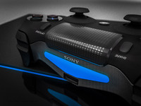 Playstation 4 console with Docking station and Controller