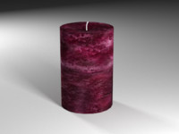 candle of IKEA 'VIFT'