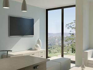 custom bacherlor pad apartment max