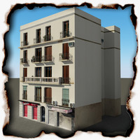 building 59 3d model