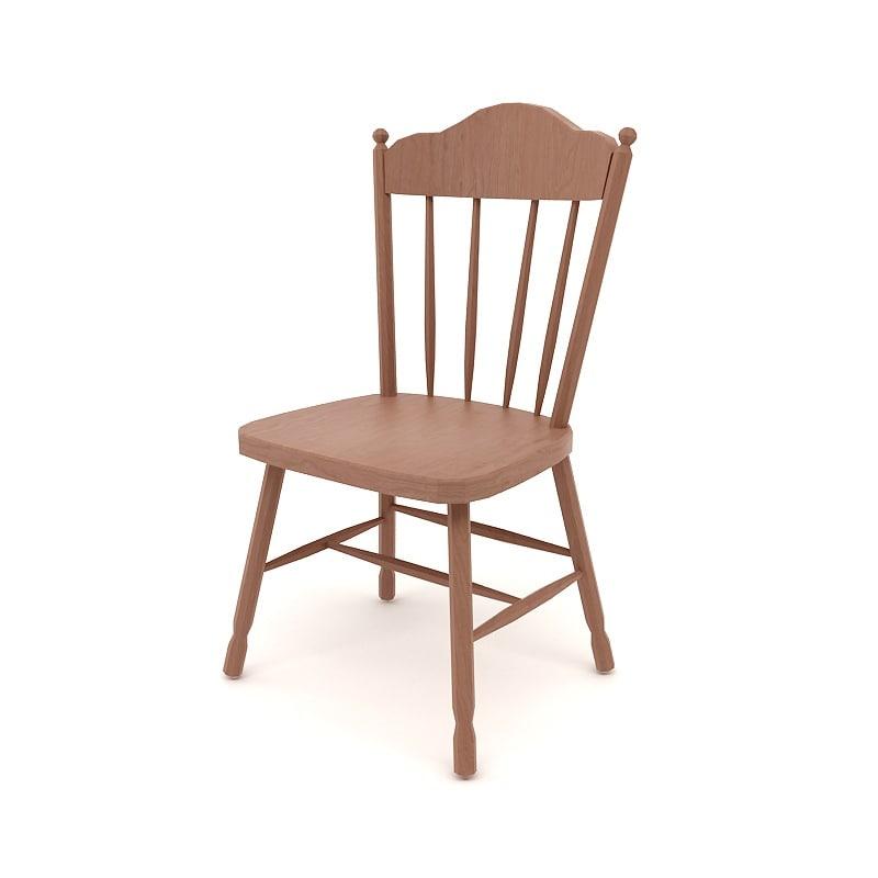 obj chair chair4