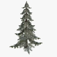 Spruce Snow(Low Poly)