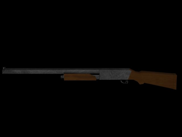 free remington 3d model