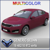"Generic Sedan ""Madeon"