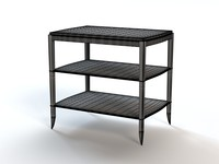 max atlantic table shelves
