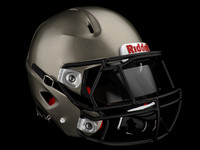 3d riddell 360 football helmet