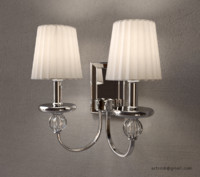 Metropolitan Lighting Aise Sconce