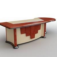 table directoria 3d max