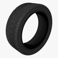 3d model general tire