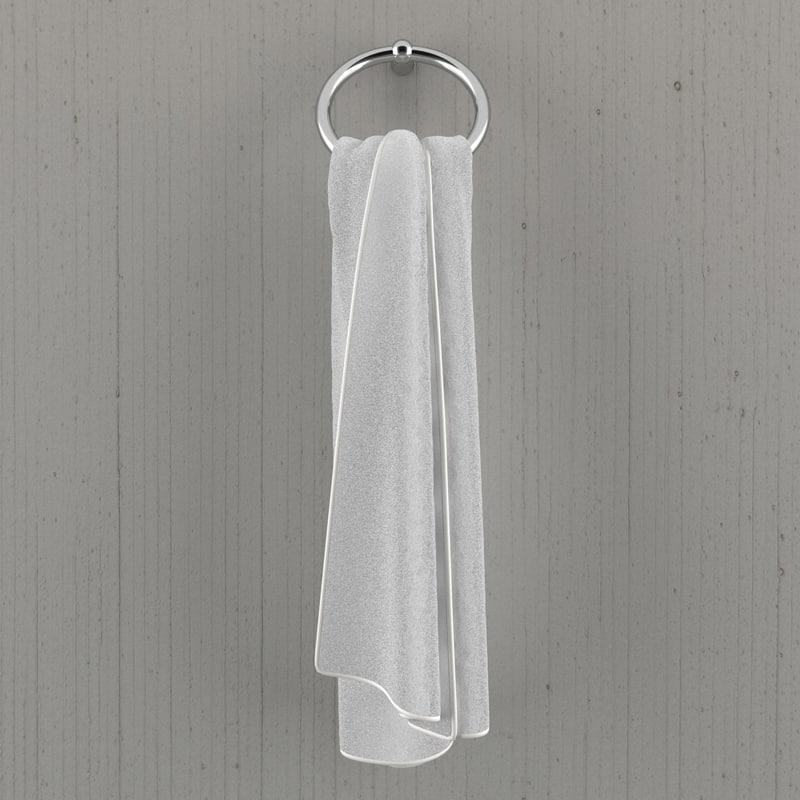 towel realistic 3d max