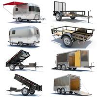 3d 4 trailer model