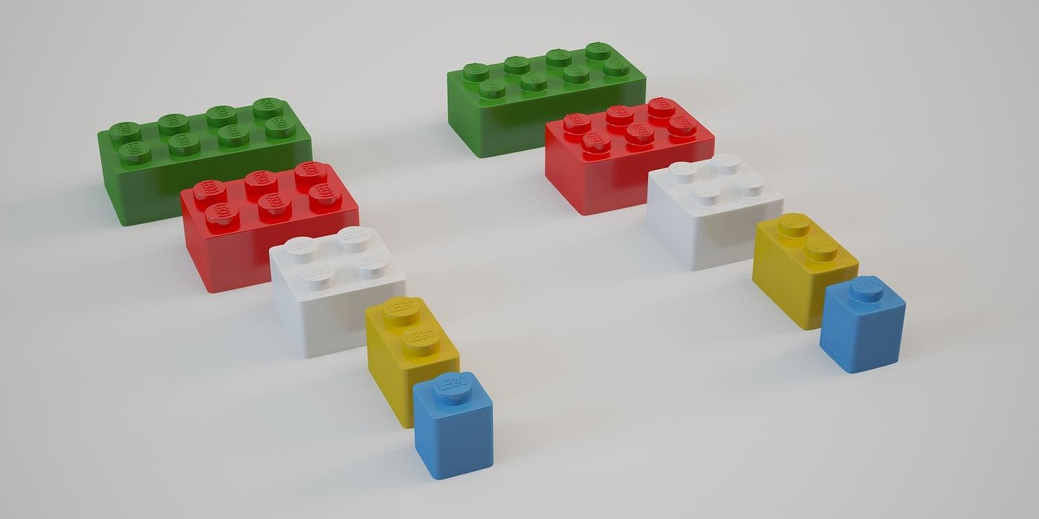 maya lego set