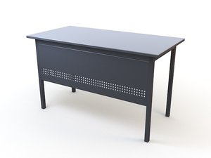 desk teacher 3d max