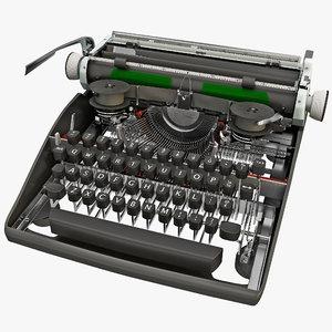vintage mechanism
