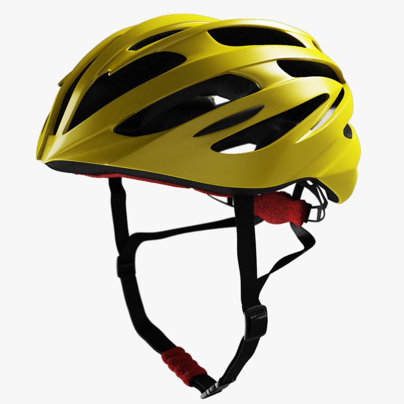 3d bicycle helmet