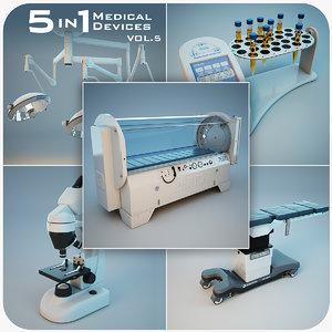 3d model medical devices 5 1