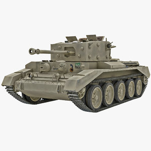 max britain cruiser wwii tank