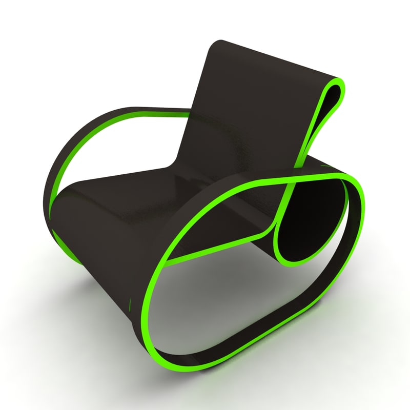 3ds max design chair