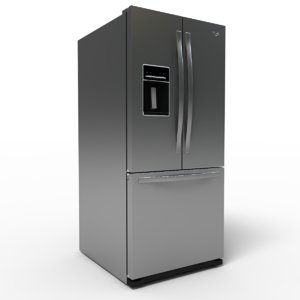3d mwrf560se refrigerator
