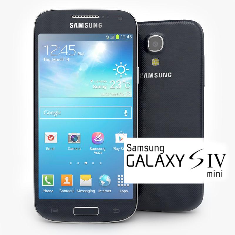 3d samsung galaxy s4