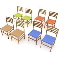 3d chair chair5 model