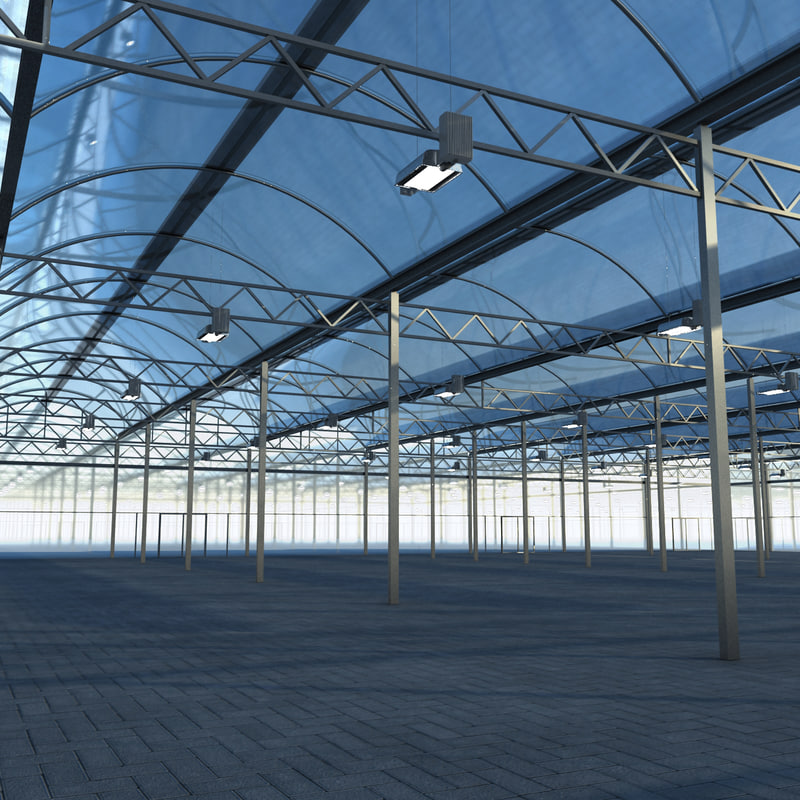 glasshouse warehouse 3ds