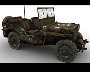 willy jeep ma