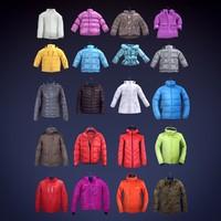 3d men jackets 20 model