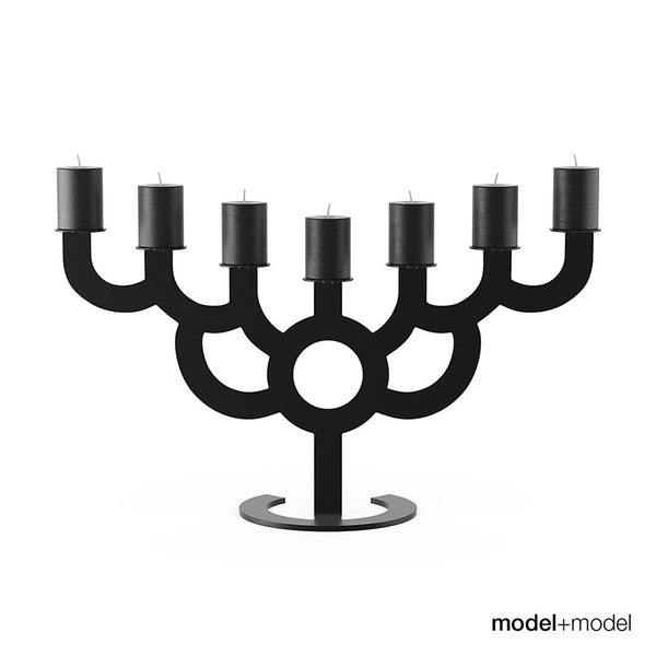 moooi bold candleholders candles max
