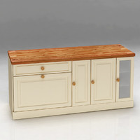 Moulded Laminate Kitchen Units